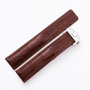 Tag Heuer Brown Watch Band Strap