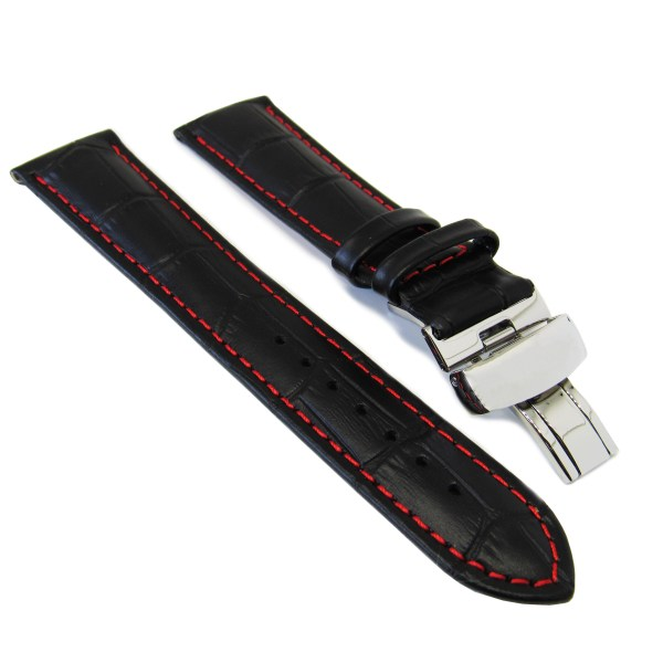 Watch Band Strap For Mido Commander M016430A