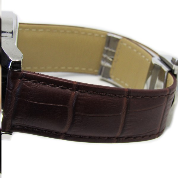 Brown Leather Watch Bands Strap replacement