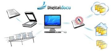 Programa de gestión documental en Galicia