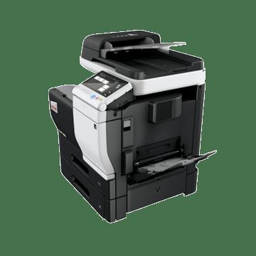 Renting de impresoras Galicia
