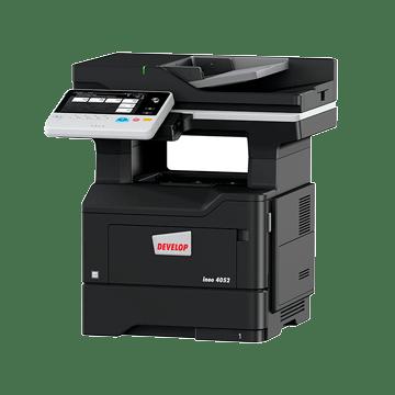 Renting impresoras multifunción Develop Galicia