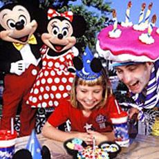 My Disneyland Birthday