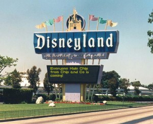 Which Resorts are On-Site at Disneyland?