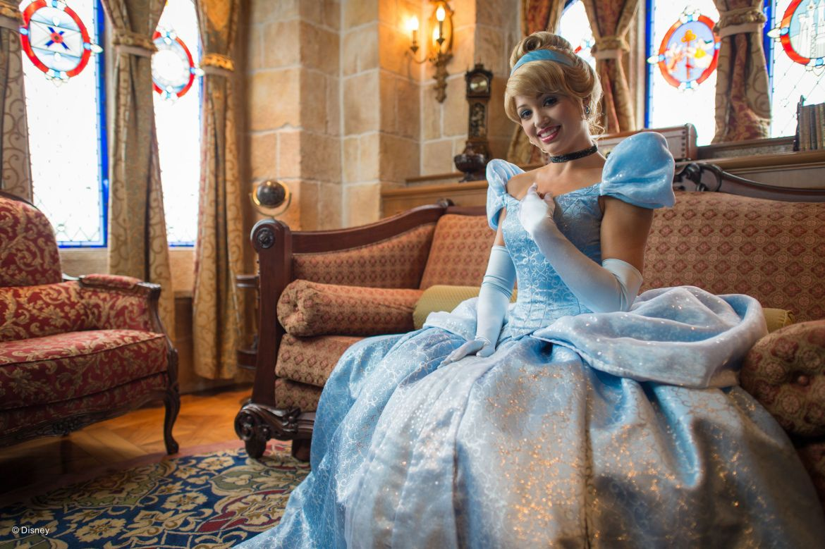 "Put some ""Princess"" in your plans at Walt Disney World Resort"