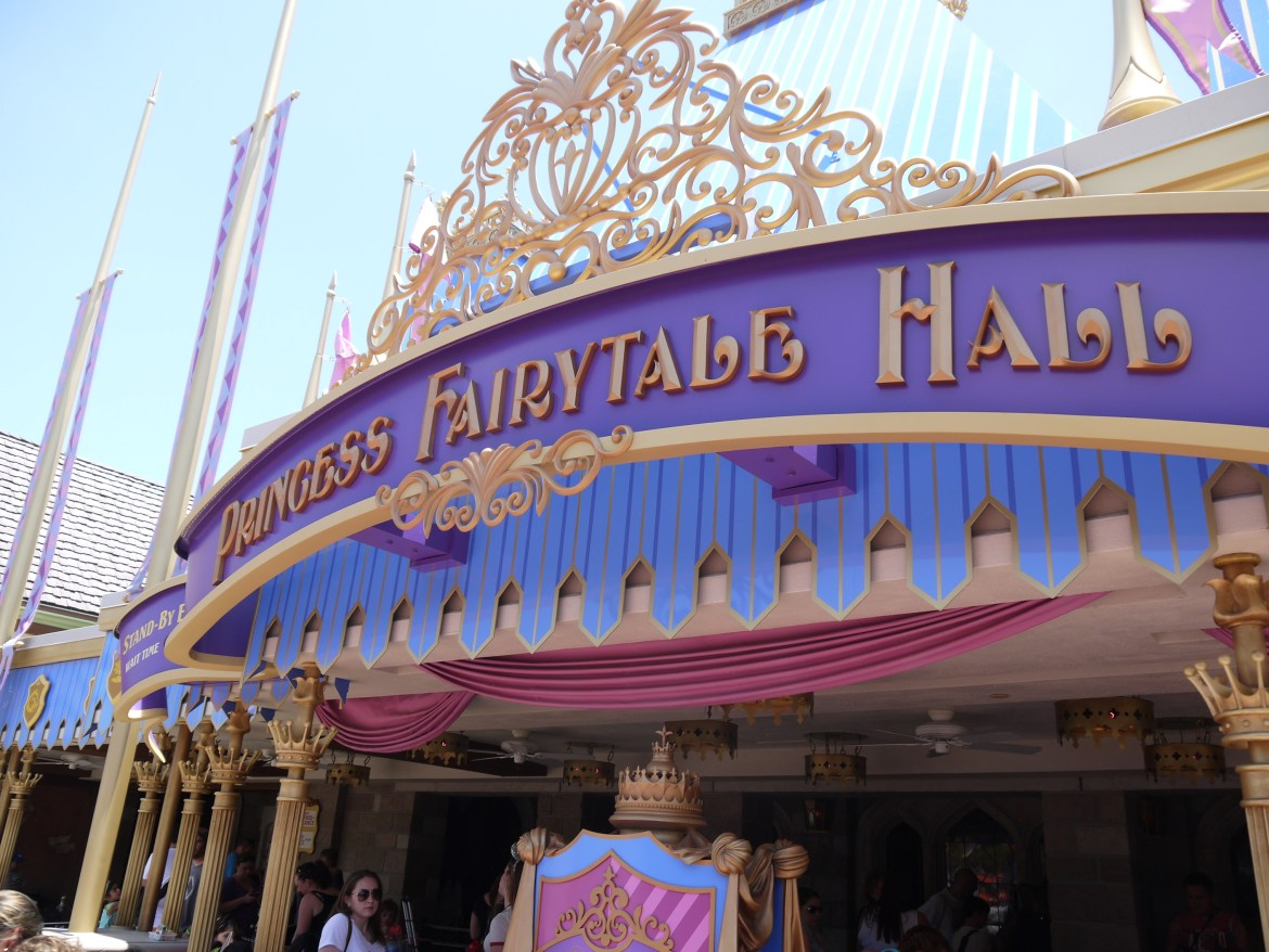 Does Princess Fairytale Hall stay open during MNSSHP?