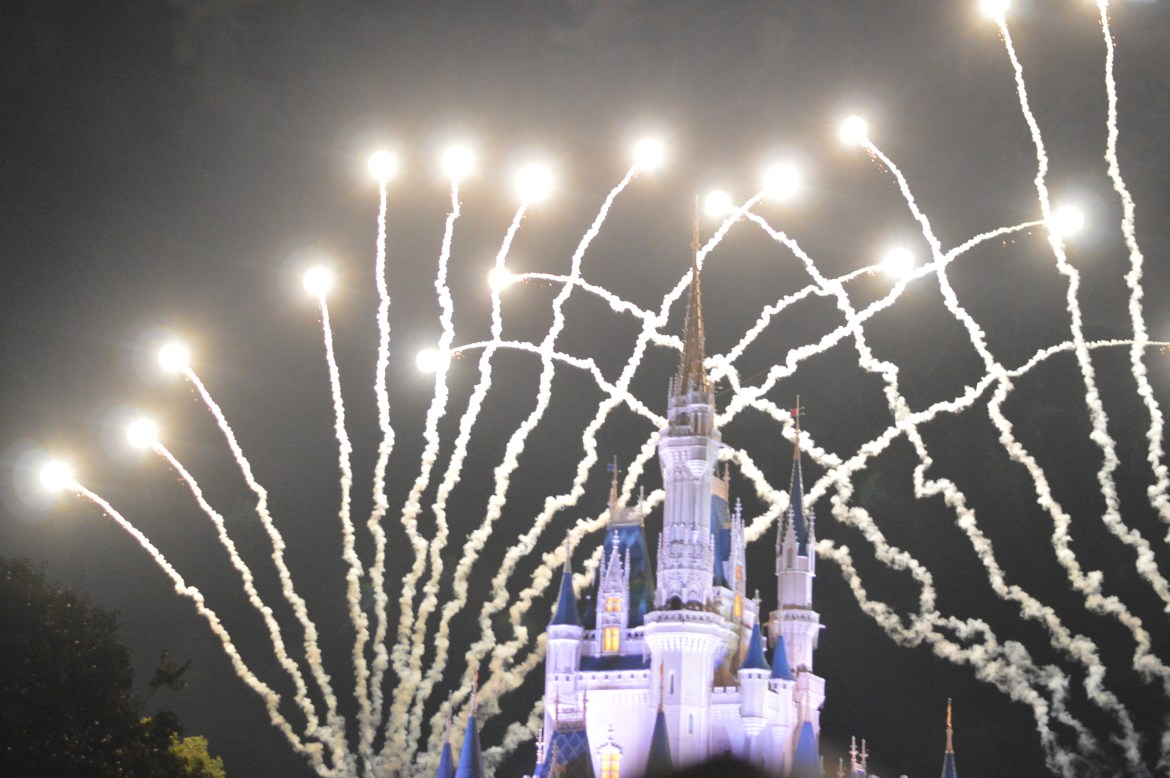 Is there a Fireworks Show Every Night at Walt Disney World?