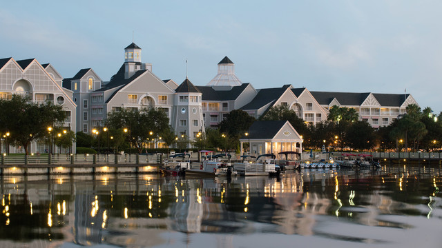 Which Resorts are Closest to each Park at Walt Disney World?