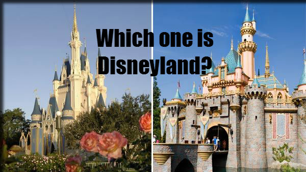Which Park is Disneyland? Is it different from Disney World?