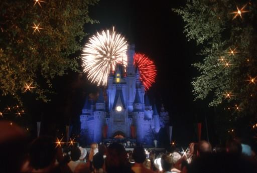 How Can I Watch the Magic Kingdom July 4th Fireworks From Home?