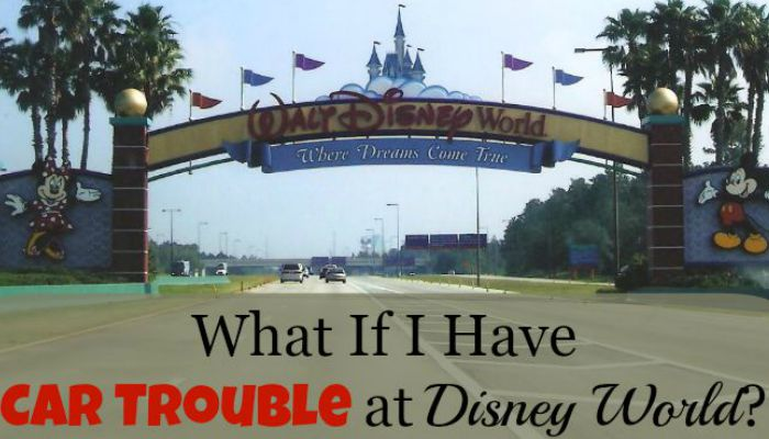 What if I Have Car Trouble at Disney World?