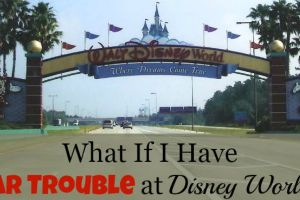 What if I Have Car Trouble at Disney World? 13