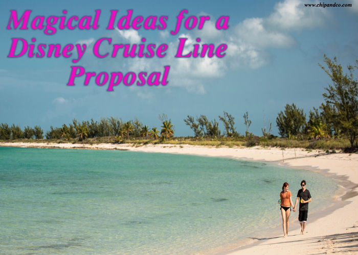 What Can I Do To Make My Disney Cruise Line Proposal More Magical?