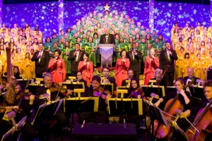 Candlelight Processional schedule