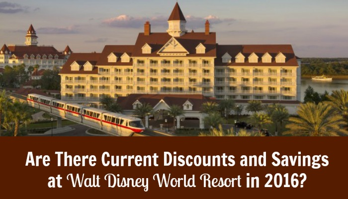 Are There Any Deals or Offers for Walt Disney World Right Now?