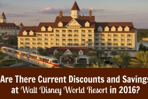 Are There Any Deals or Offers for Walt Disney World Right Now? 10
