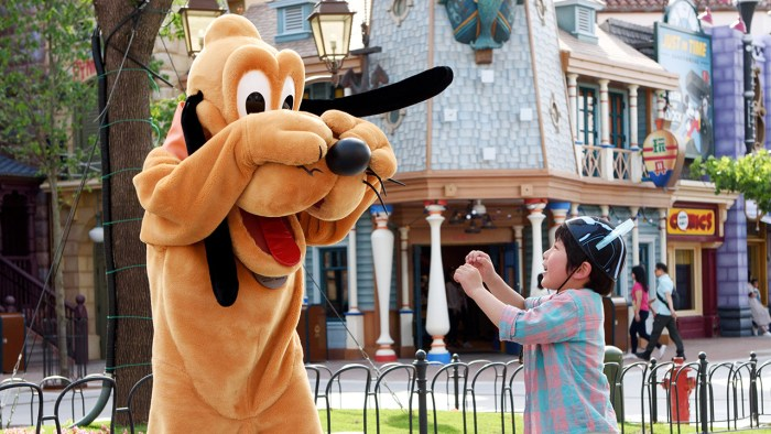 Was MIckey's Pal Pluto named after a planet?