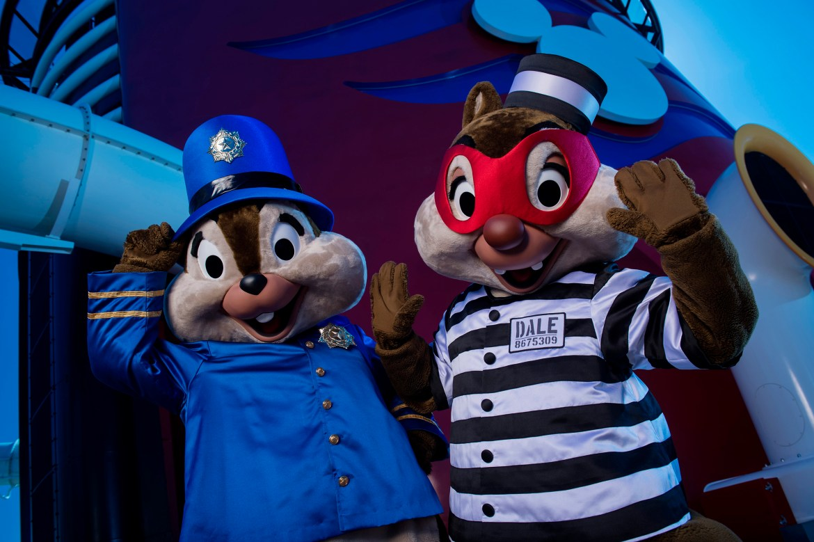 Does Disney Cruise Line Do Anything Special For Halloween or Christmas?