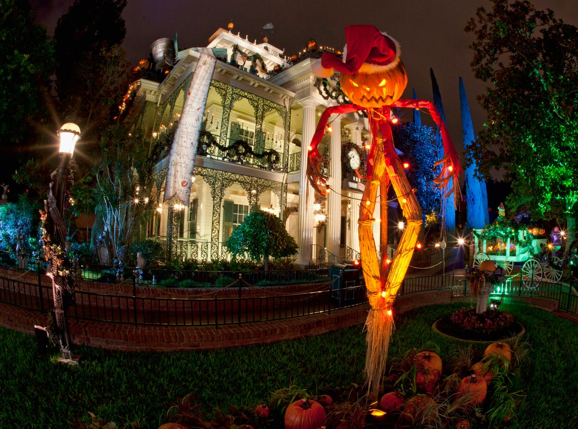 Does Disneyland Do Anything Special for Halloween?