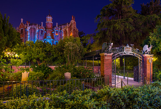 A Brief History of the Haunted Mansion