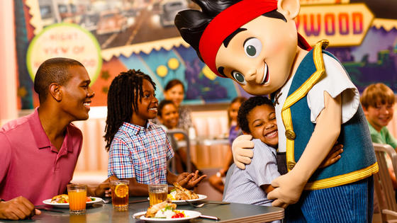 What's the best age to take a child to Walt Disney World?
