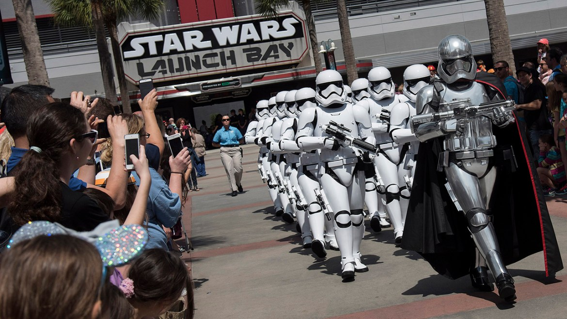 Will Disney World Be Doing Anything Special for the Rogue One Premiere?