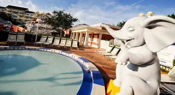 Top 7 Resort Swimming Pools at Disney World
