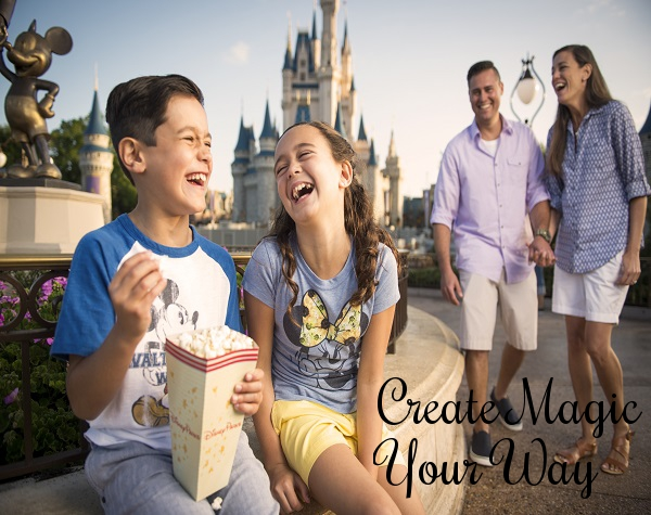 What Are the Benefits of Booking a Magic Your Way Package?