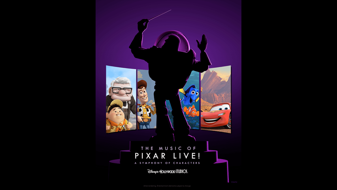 Is There a New Pixar-themed Show Coming to Disney World?