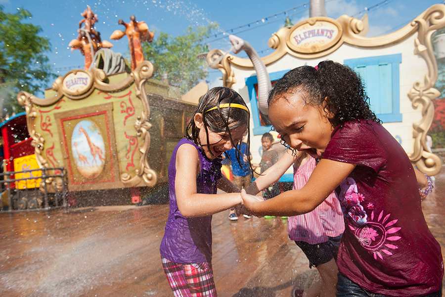 3 Of The Best Places To Cool Off at Each Walt Disney World Theme Park