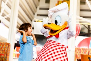 Disney Dining Plans With Children