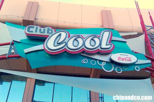 Club Cool Beverages Available At Disney Springs
