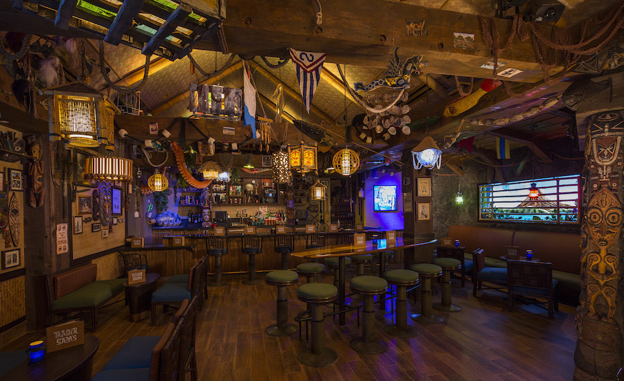 7 Amazing Bars You'll Want to Check out at Disney World