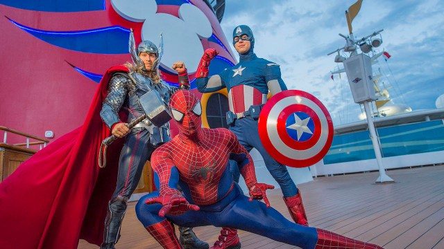 Marvel Day At Sea And Star Wars Day At Sea Returning in 2020 1