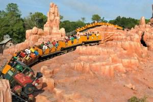 10 Disney Coasters