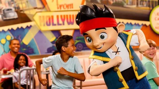 Character Dining Disney World