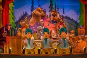 5 Fun Facts about The Country Bear Jamboree 42