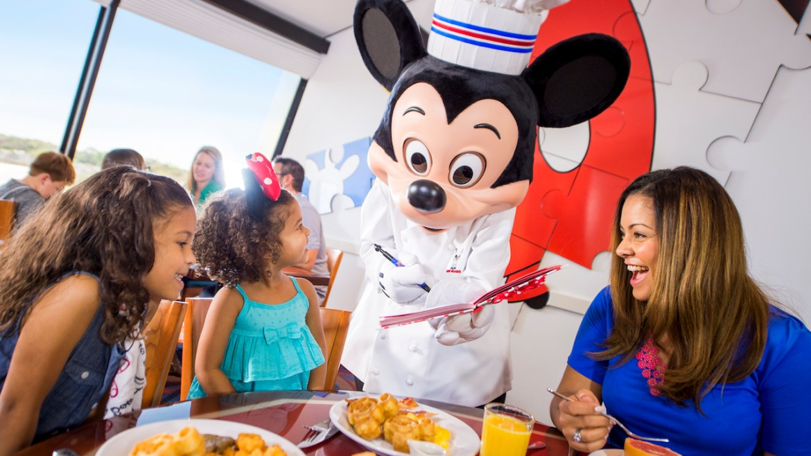 Disney World's 2020 List Of Dining Plan Eligible Locations