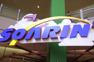 Soarin' Around the World Through The History Of This Attraction 38