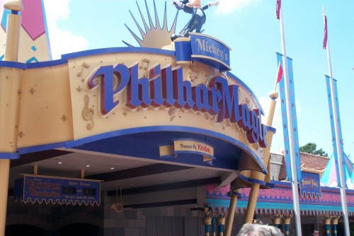Celebrating the Anniversary of Mickey's PhilharMagic