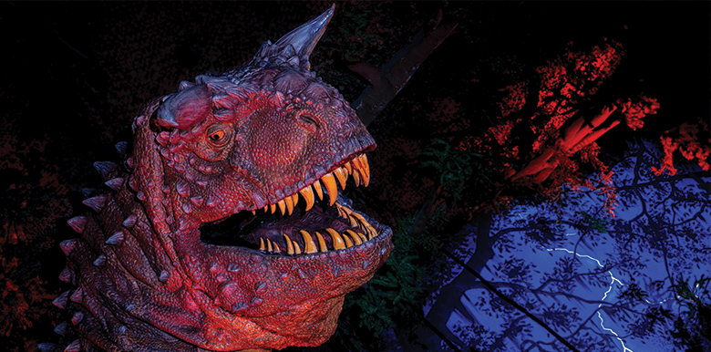 Disney's Dinosaur Attraction in Animal Kingdom: Countdown to Extinction