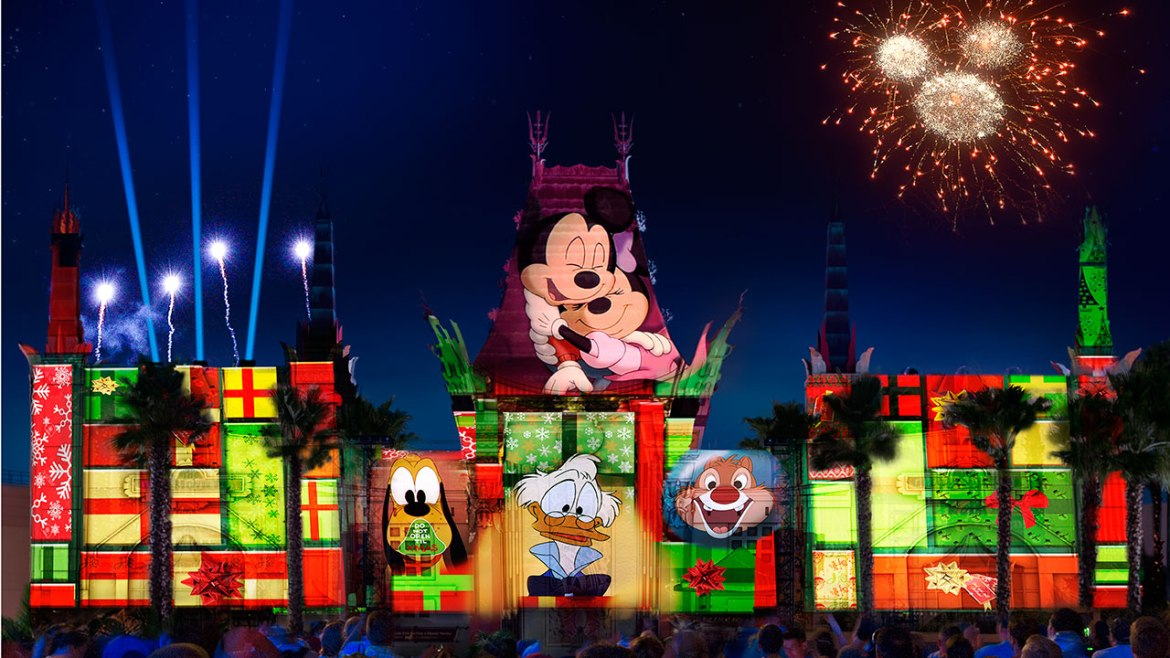 7 Ways To Celebrate the Holidays at Disney World For Those Not Going to Mickey's Very Merry Christmas Party