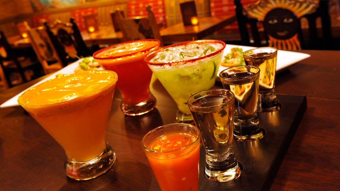 You Won't Want to Miss These 5 World Showcase Drinks!