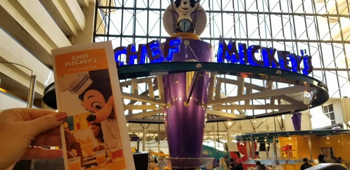 5 Reasons Why You'll Want To Give Chef Mickey's a Try