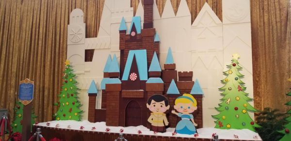 5 Disney World Gingerbread Displays that You Won't Want To Miss