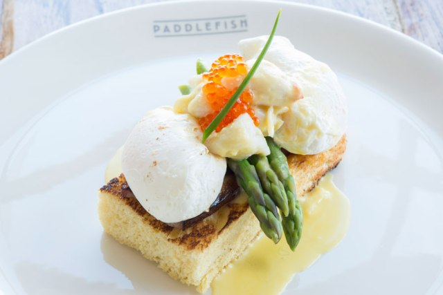 Paddlefish Brunch
