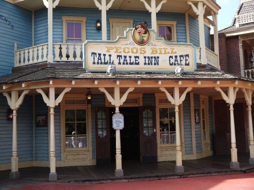 Where Should I Use the Mobile Ordering While at WDW