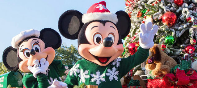 When Will Christmas Decorations Go Up At Walt Disney World?