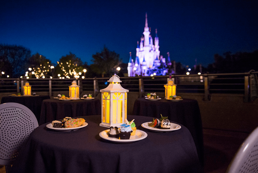 A Guide to the Dessert Parties available at Walt Disney World