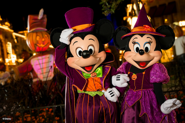 10 Reasons Why We're Already Excited for Mickey's Not-So-Scary Halloween Party